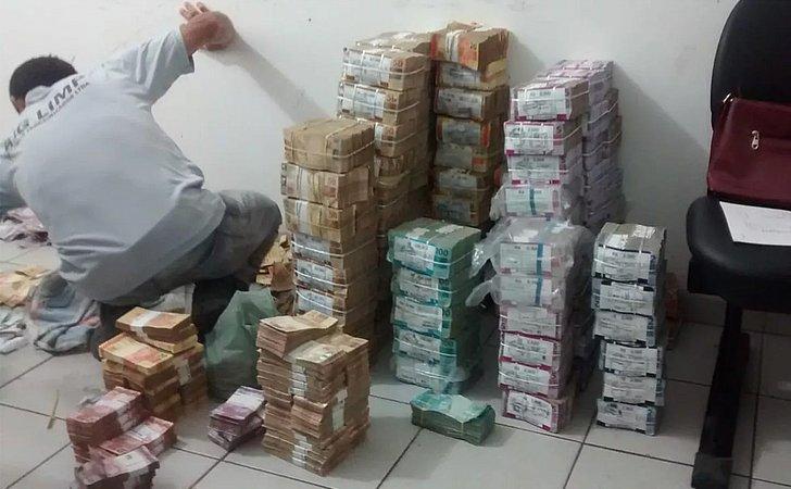 PM é preso em flagrante levando dinheiro de banco atacado no Maranhão