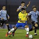 Brasil venceu o Uruguai por 2x0 pelas Eliminatórias da Copa do Mundo