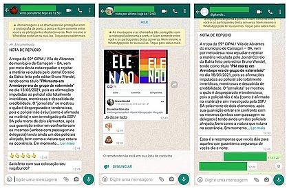 Abraji condena ataques e ameaças a repórter do Correio