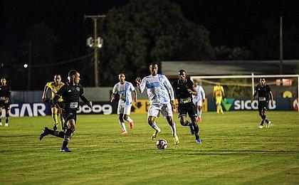 Londrina empata com Botafogo e enfia o Vitória no Z4 da Série B