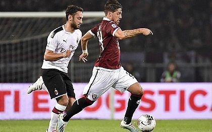 Com 2 gols de Belotti, Torino bate Milan de virada no Italiano
