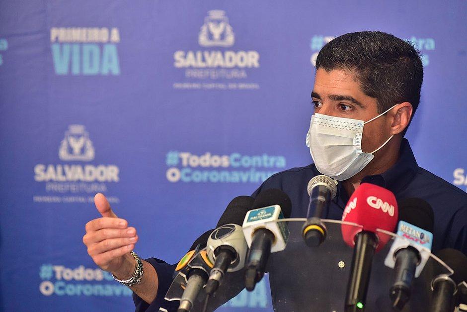 Neto diz que vai recorrer de decisão que proíbe leitos para covid no Hospital Salvador – Jornal Correio