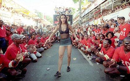 Cenas de Carnaval: Ivete Sangalo