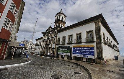 Museu da Misericórdia entra em reforma; obra custará R$7,2 milhões