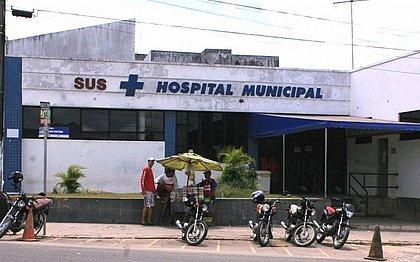 Hospital Municipal da cidade recebeu crianças, mas algumas foram transferidas para Salvador