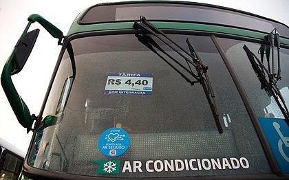 Ao todo, 92 ônibus da OT Trans com ar-condicionado já contam com filtro capaz de eliminar o coronavírus