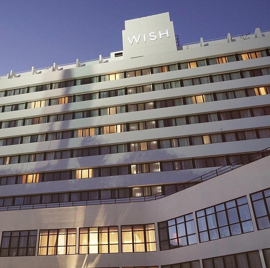 Wish Hotel da Bahia muda data de reabertura