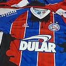 Bahia vestirá camisa em alusão às manchas de óleo