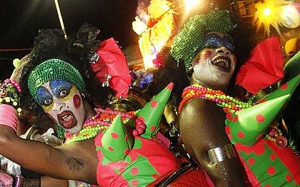 Cenas de Carnaval: Os Mascarados