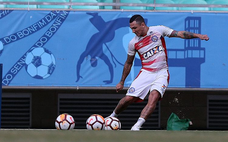 Precisando vencer, Bahia pega o Blooming pela Copa Sul-Americana