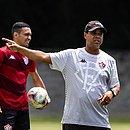 Rodrigo comandará equipe nos sete jogos finais da Série B