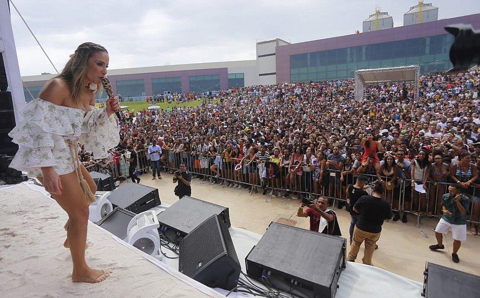 Confira fotos da inauguração do novo Centro de Convenções