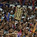 Bahia foi campeão do regional em 2017