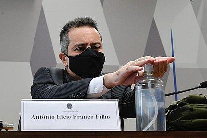 Franco diz STF limitou Ministério da Saúde a adotar 'medidas de restrição'
