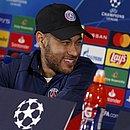 """""""Com certeza, lá na frente vou olhar para trás e ver que ganhei uma, duas, três, quatro Champions. Isso é o mais importante"""", disse Neymar"""