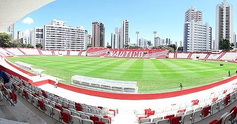 Reaberto em dezembro de 2018, o estádio dos Aflitos foi fundamental no acesso do Náutico para a Série B. A inauguração data de 1939