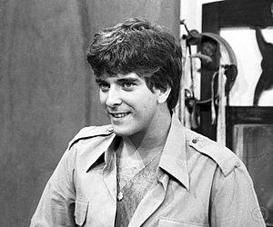 Jorge Fernando em Água Viva. 1980