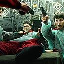 La Casa de Papel é um dos maiores sucessos da Netflix