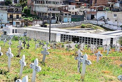 Cientistas projetam novas 3 mil mortes por covid na Bahia até junho