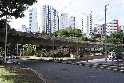 Viaduto Gabrielano Canela será reformado pela prefeitura; entrega será em janeiro