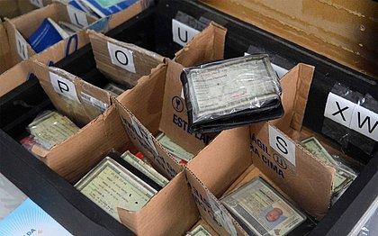 Documentos perdidos no Réveillon podem ser retirados até segunda (6)