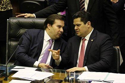 STF já tem 4 votos a favor da reeleição de Maia e Alcolumbre no Congresso