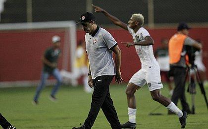 'É muito difícil vivenciar um momento como esse', admite Chamusca