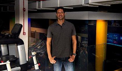 Gustavo Borges deixou as piscinas em 2004 e, desde então, segue a carreira de empresário