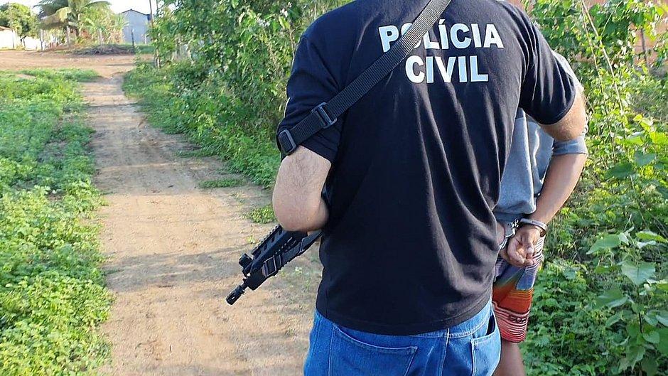 Quatro suspeitos por estupro de criança de 10 anos são presos na Bahia