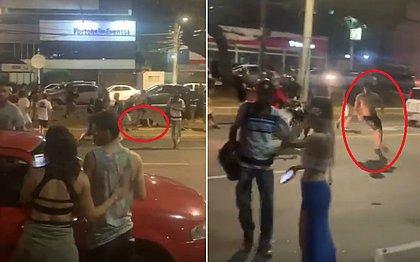 Vídeo mostra momento em que estudante de Direito é espancado em Ondina