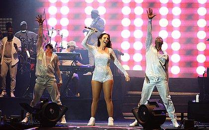 Além dos seus próprios sucessos, marcantes na trilha do Carnaval, Ivete cantou músicas de outros artistas