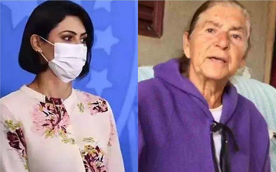 Avó de Michelle Bolsonaro morre vítima da covid-19 em hospital no ...