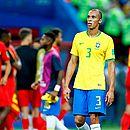 Brasil toma dois gols no 1º tempo e é eliminado pela Bélgica