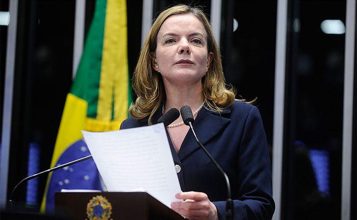 Gleisi: absolvição no STF 'representa muito' para o PT e Lula