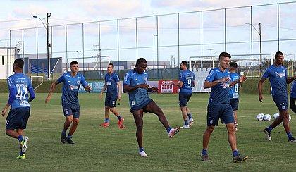 Elenco tricolor voltou aos treinos depois de ficar no empate sem gols com o Palmeiras