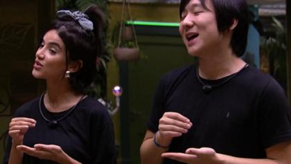 Pyong realiza campanha para proteger Manu: 'Fora Prior'
