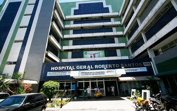 hospital roberto santos