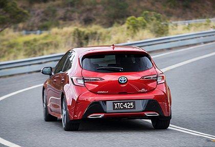 Inédita do Brasil, a configuração hatchback do Corolla é oferecida pela Toyota em diversos mercados, como na Austrália