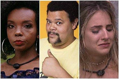 BBB 20: Thelma, Babu e Gabi disputam 11º Paredão do reality