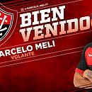Argentino Marcelo Meli é contratado pelo Vitória