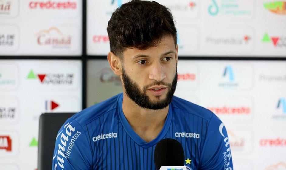 Capixaba afirma que elenco está comprometido em colocar o Bahia nos trilhos no Campeonato Brasileiro
