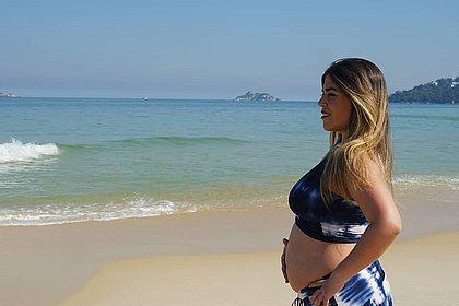 """Bruna Surfistinha anuncia gravidez: """"momento mais lindo da minha vida"""""""