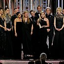 Premiação do Globo de Ouro em 2018