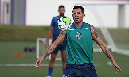 Após fazer as pazes com as redes, Gilberto voltou a ser arma para o Bahia no Brasileirão