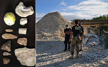 Pesquisadores entram no tráfico de fósseis para não ir a campo, diz paleontólogo