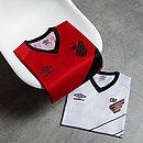 Novos uniformes do agora Athletico Paranaense trazem nova logomarca