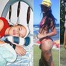 De menina pacata a patroa do tráfico: Kelly viveu apenas 22 anos