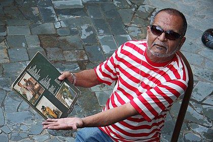 Walmir Lima vai cantar nesta sexta (20) no Aconchego da Zuzu