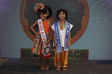 Beleza Black Mini - Thuan Pereira e Julia Dias
