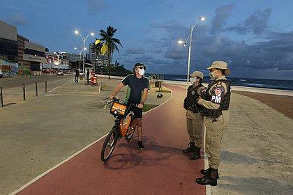 Ministro do STF nega pedido de Bolsonaro contra medidas de isolamento na Bahia